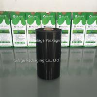 Buy cheap Good Quality Black Silage Wrap Film from wholesalers