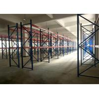 Buy cheap Economical Heavy Duty Pallet Racks High Density Storage Warehouse Customized Color from wholesalers