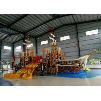 Buy cheap Pirate Series Water Theme Park Equipment With 12 Months Warranty from wholesalers