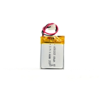 Buy cheap 180mAh 3.7 Volt Lithium Polymer Battery Within 1C Rate product