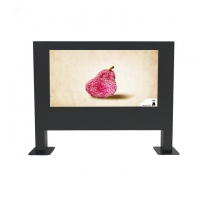 Buy cheap 2500 Nits 3600W 4000cd/m2 Bus Stop Digital Signage from wholesalers