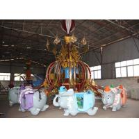 Buy cheap Flying Elephant Shape Flying Chair Ride With Environmental Protection Paint product