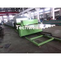 Buy cheap Simple Type PU Sandwich Panel Machine For Insulated Roof / Cold Room CE from wholesalers