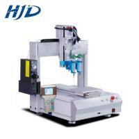 China Desktop Type Glue Dispenser Machine For Electronics Industry Power Supply on sale
