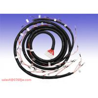 Buy cheap Wire Harness Cable 26 Pin & M8 Ring Connector flexible Loom Assembly from wholesalers
