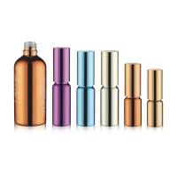 Buy cheap Shiny Essential Oil Spray Bottles 30ml Oem For Personal Care Skin Care from wholesalers