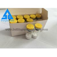 Buy cheap White Powder CJC - 1295 Growth Hormone Peptides For Muscle Growth High Purity from wholesalers
