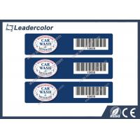 Buy cheap Rewritable RFID Passive Car UHF Windshield Tag Anti Tamper Labels from wholesalers