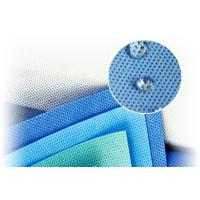 Buy cheap PP SMS Non Woven Fabric Filteration High Air Permeability For Sanitary Napkin Diaper product