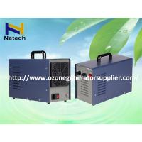 Buy cheap Blue 110 Voltage Home Ozone Generator For Tap Water Treatment / Odor Control from wholesalers