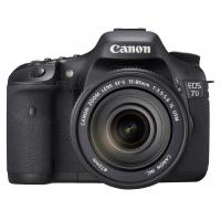 Buy cheap CANON EOS 7D KIT W/ EF-S 15-85MM f/3.5-5.6 LENS DSLR Camera from wholesalers