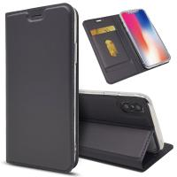 Buy cheap iPhone XS Wallet Case, Premium PU Leather Cell Phone Flip Cover for iPhone 5,6,7,8,X,XS,XS MAX,XR from wholesalers