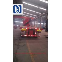 Buy cheap MQH37A XCMG Official Crane Truck Mounted Telescopic Boom Crane With Strong Power from wholesalers