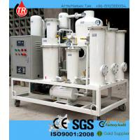 Buy cheap ZJR Multi-functional Double-Stage Transformer Oil Purifier Equipment,oil filtration plant from wholesalers