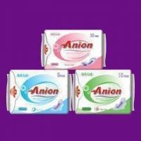Buy cheap Anion Sanitary Napkin and Panty Liner with Anion Chip and Bottom Cover from wholesalers