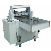 plastic cutting machine