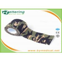 Buy cheap Military Tactical Flexible Cohesive Elastic Bandage Adhesive Tape Stretchable from wholesalers