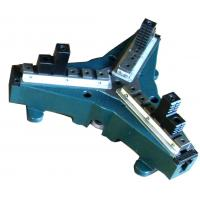Buy cheap Welding Machine Accessories Manual Chuck For Welding Positioner / Table from wholesalers