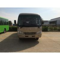 Buy cheap Transportation City Passenger Star Minibus Cummins ISF3.8S Engine 6+1 Tire from wholesalers