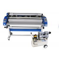 Buy cheap PVC Film Wide Format Cold Lamination Machine With Low Temperatue Working from wholesalers
