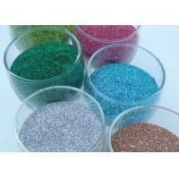 Buy cheap Colorful Shinty Hexagon Glitter Powder Non - Toxic Top Grade For Dye Fabric from wholesalers