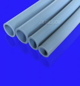 China Flexible Clear Medical Grade Elastic Silicone Rubber Hose on sale