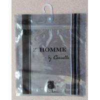 Anti Static Aluminium Foil Ziplock Bags For Underwear / Undergarments / Underclothes