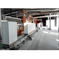 Buy cheap 4.2m mould Fully Automatic Autoclaved Aerated Concrete Equipment Sand Lime product