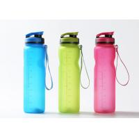 Buy cheap Gift Wide Mouth Drinking Water Bottle 32oz Eco Friendly Tritan LFGB / FDA Tested from wholesalers