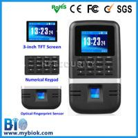 Buy cheap Bio-200 High Security Fingerprint Time Clock + Door Entry Control from wholesalers