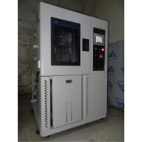 Buy cheap 225L Temperature And Humidity Controlled Cabinets Of High / Low Temperature Test from wholesalers