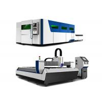 Buy cheap 380V/50HZ CNC Laser Cutting And Engraving Machine , Iron Laser Cutting Machine from wholesalers