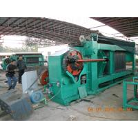 Buy cheap Durable Heavy Duty Gabion Mesh Machine Max 4500mm Width For Slope Protection from wholesalers