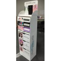 Buy cheap 4C Full Printing  Acrylic POP Displays Stand , Floor Standing Displays with Ads Header from wholesalers