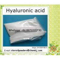 Buy cheap 9004-61-9 Hyaluronic acid medicine raw material for Heathy Joint and Skin remove wrinkles from wholesalers