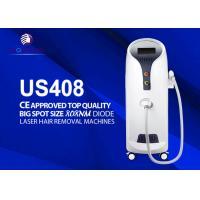 Buy cheap 808nm Diode Laser Hair Removal Machine With 10.4 Color Touch LCD Screen from wholesalers