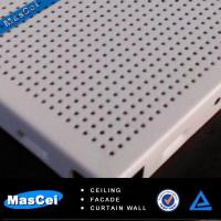 Buy cheap 600*600 Ceiling Tile Perforated Metal False Ceiling from wholesalers