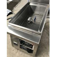 Buy cheap Commerical Induction Deep Fryer Deep Fryer Stainless Steel  Fryer 5.5KW from wholesalers