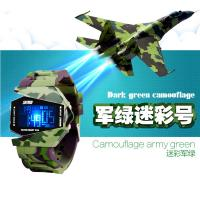 Buy cheap Analog LCD Digital Watch 30m Waterproof Outdoors Sport Plane Watches / Jelly Digital Watch from wholesalers