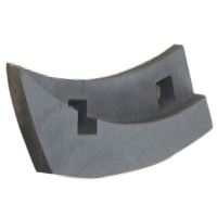Buy cheap High Chromium White Iron Casting With Ceramic Inserted from wholesalers