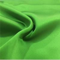 Buy cheap Matte Satin Chiffon Fabric Silk - Like Smooth For Fashion Garments / Decorations from wholesalers
