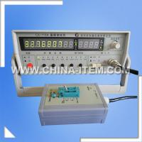 Buy cheap LX-118A 1Hz-40MHz Crystal Vibration Tester for Electronic Component Tester from wholesalers