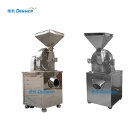 Buy cheap Herb Tea Leaves Coffee SS304 Powder Grinder Machine from wholesalers