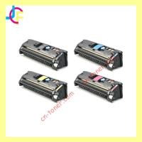 Buy cheap Compatible Color Toner Cartridge Q3960/3961/3962/3963A for HP Printer from wholesalers