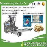 Buy cheap Milk tablets counting and packing machine,milk tablets pouch making machine from wholesalers