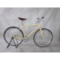 Buy cheap 700*23C single speed aluminum alloy fixed gear bike product