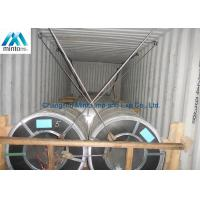 Buy cheap Insulated Metal Panel Aluminium Zinc Coated Steel Coil Weather Resistance from wholesalers