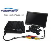 Buy cheap 720P Vehicle Mobile DVR 4 / 8 Channels G - Sensor With 128GB Micro Sd Card from wholesalers