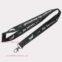 Buy cheap Heat Transfer Printing Exhibition Lanyards from wholesalers