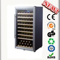 Buy cheap 80 Bottles Refrigerated Bar Wine Cooler No Vibration Wine Cabinets product